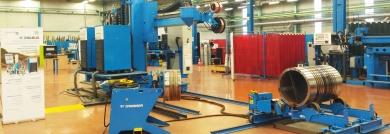 Специалисты компании Векпром посетили технический центр Lincoln Electric