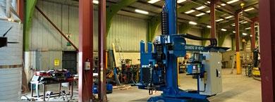 Сервисное обслуживание и ремонт оборудования для автоматизации сварки