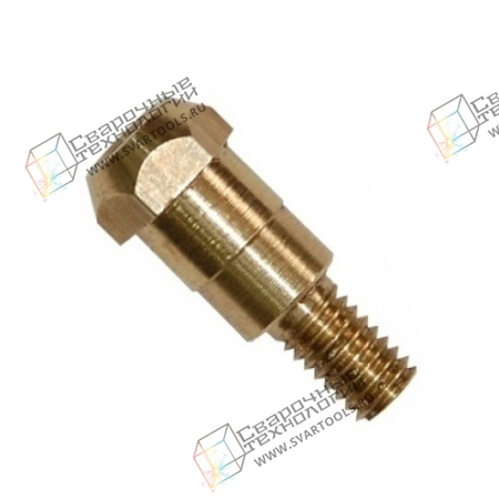 Вставка для наконечника Abicor Binzel M6/ L=28,0 мм /M8