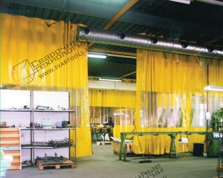 Промышленные шторы Cepro