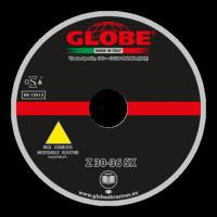 Отрезной круг с утопленным центром Globe Z-30/36-SX