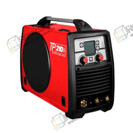 Многофункциональный сварочный полуавтомат TP 210 XL PFC