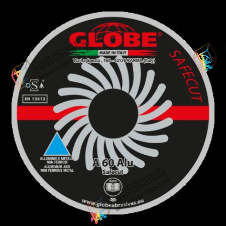 Отрезной круг Globe A-60-Alu Safecut