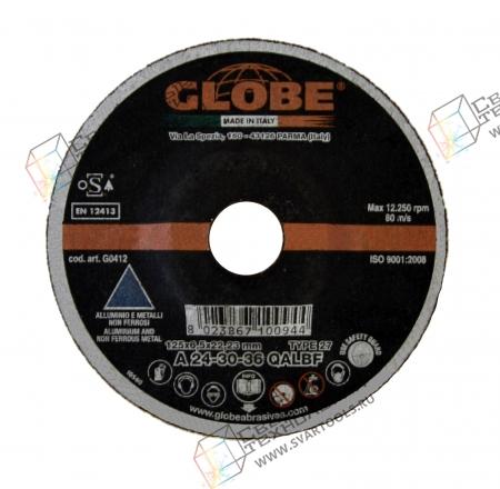 Шлифовальный диск A 24-30-36-Qal