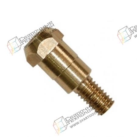 Вставка для наконечника Abicor Binzel M6/ L=26,0 мм /M6