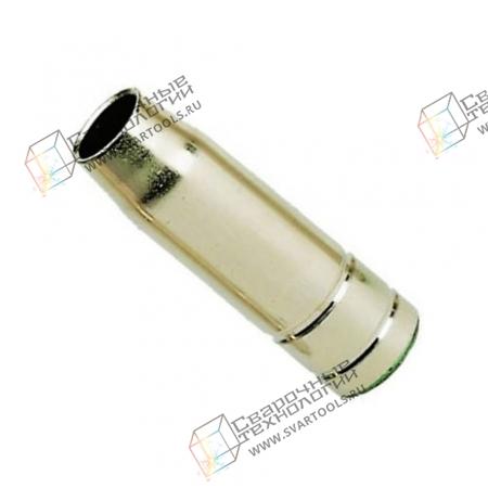 Сопло газовое Abicor Binzel цилиндрическое D=16,0/L=53,0 мм