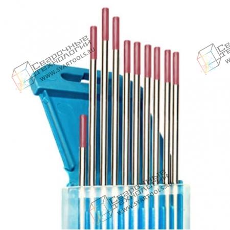Электроды вольфрамовые WТ-20 d=3,2 мм (красный)