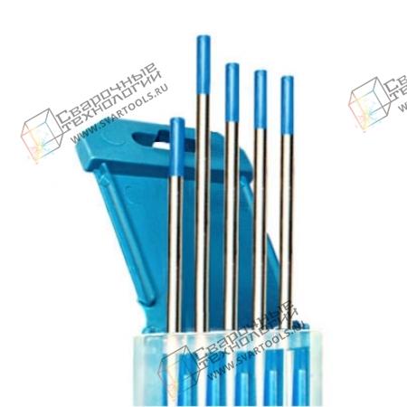 Электроды вольфрамовые WL-20 d=4,0 мм (синий)