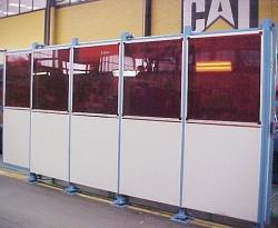 Защитные стёкла для сварки «IMPACT»