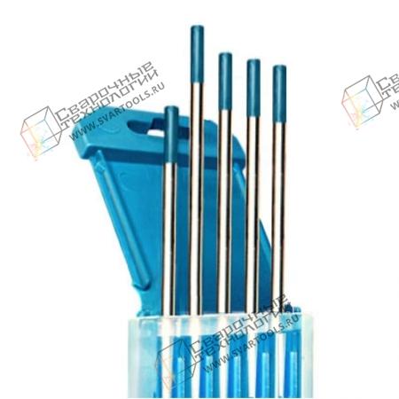 Электроды вольфрамовые WY-20 d=4,0 мм (тёмно-синий)