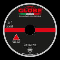 Плоский отрезной круг Globe A-30/36-R