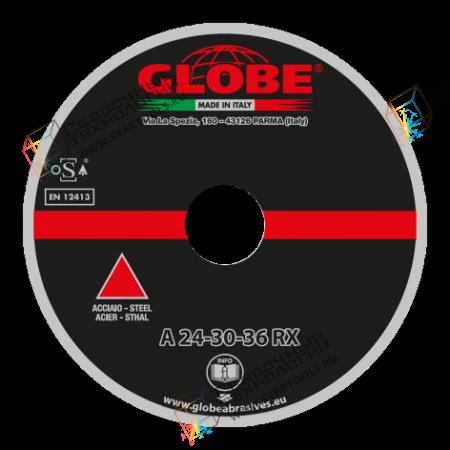 Шлифовальный диск A 24-30-36 R