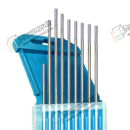 Электроды вольфрамовые WC-20 d=1,6 мм (серый)