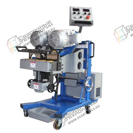 Кромкофрезерная машина GMMA-80R для двустороннего снятия фаски