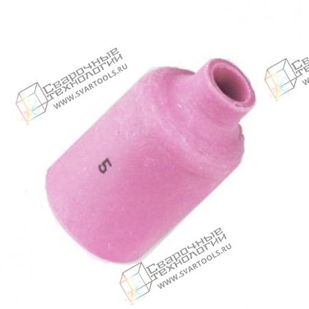 Керамическое сопло Foxweld D=8,0 мм №5 (газовая линза)