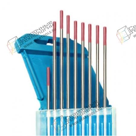 Электроды вольфрамовые WТ-20 d=1,6 мм (красный)