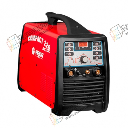 Аппарат аргонодуговой сварки COMPACT 220 AC/DC