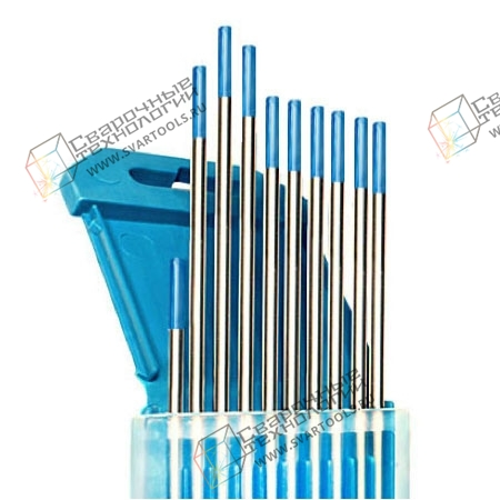 Электроды вольфрамовые WL-20 d=3,2 мм (синий)