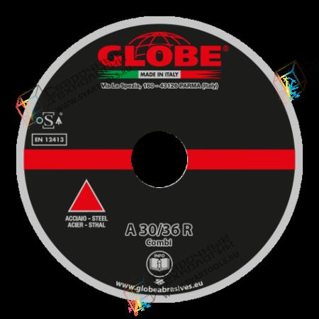 Отрезной круг Globe A-30/36-R Combi