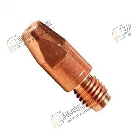 Контактный наконечник Abicor Binzel E-Cu M6 D=1,0/L=28,0 мм