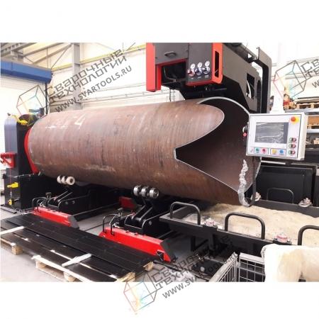 Машина с ЧПУ для фигурной резки труб до 1520мм PPCM-1500