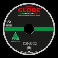 Отрезной круг с утопленным центром Globe C-30/36-RE