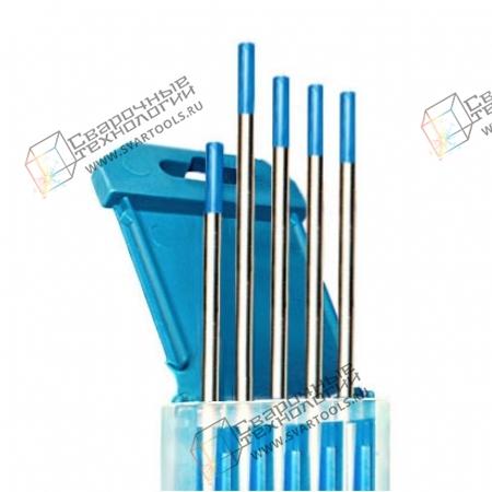 Электроды вольфрамовые WL-20 d=6,0 мм (синий)