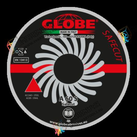 Отрезной круг Globe A-60-S Safecut