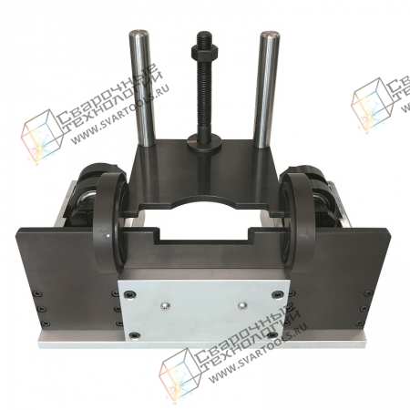 Устройство для обработки плоскости и труб свыше 812мм кромкорезами AHA