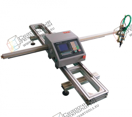 Портативная машина газовой/плазменной резки AUPAL 1500x3000