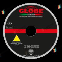 Плоский отрезной диск GLOBE Z-30/36-SX