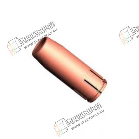 Сопло газовое Abicor Binzel коническое D=17,0/L=77,0 мм