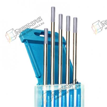 Электроды вольфрамовые WС-20  d=40 мм (серый)