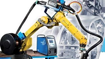 Источники тока DIGIWAVE для роботизированной сварки